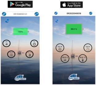 Lithium battery app