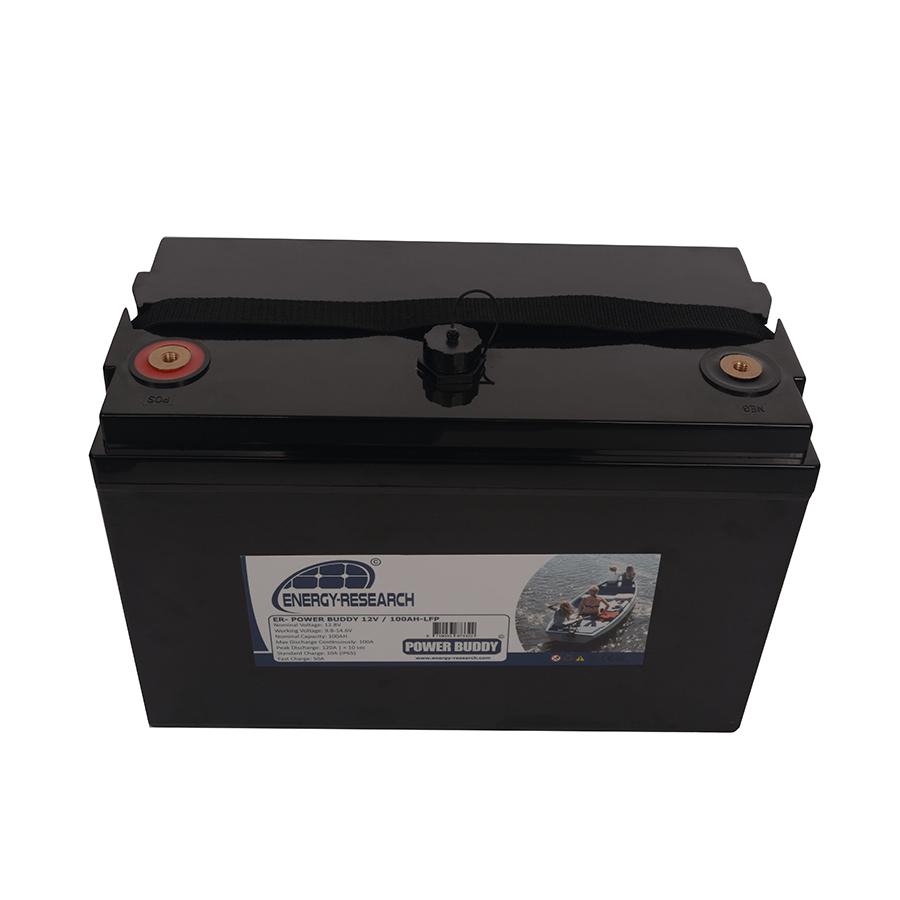 Lithium battery 12V 100AH