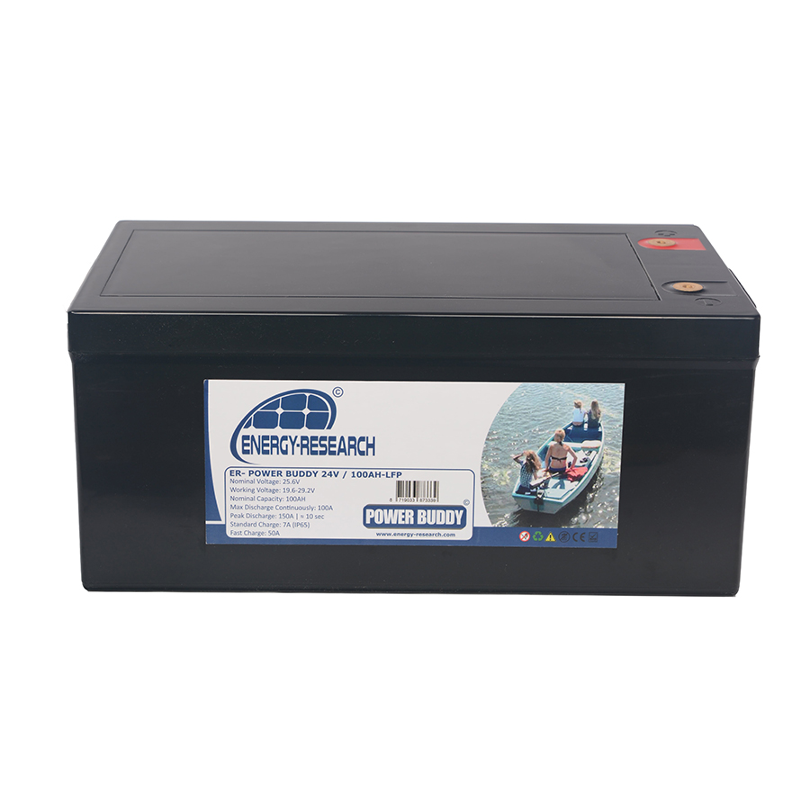Lithium Battery 24V 100AH