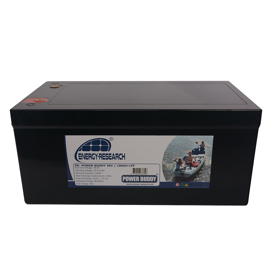 Lithium battery 36V 100AH