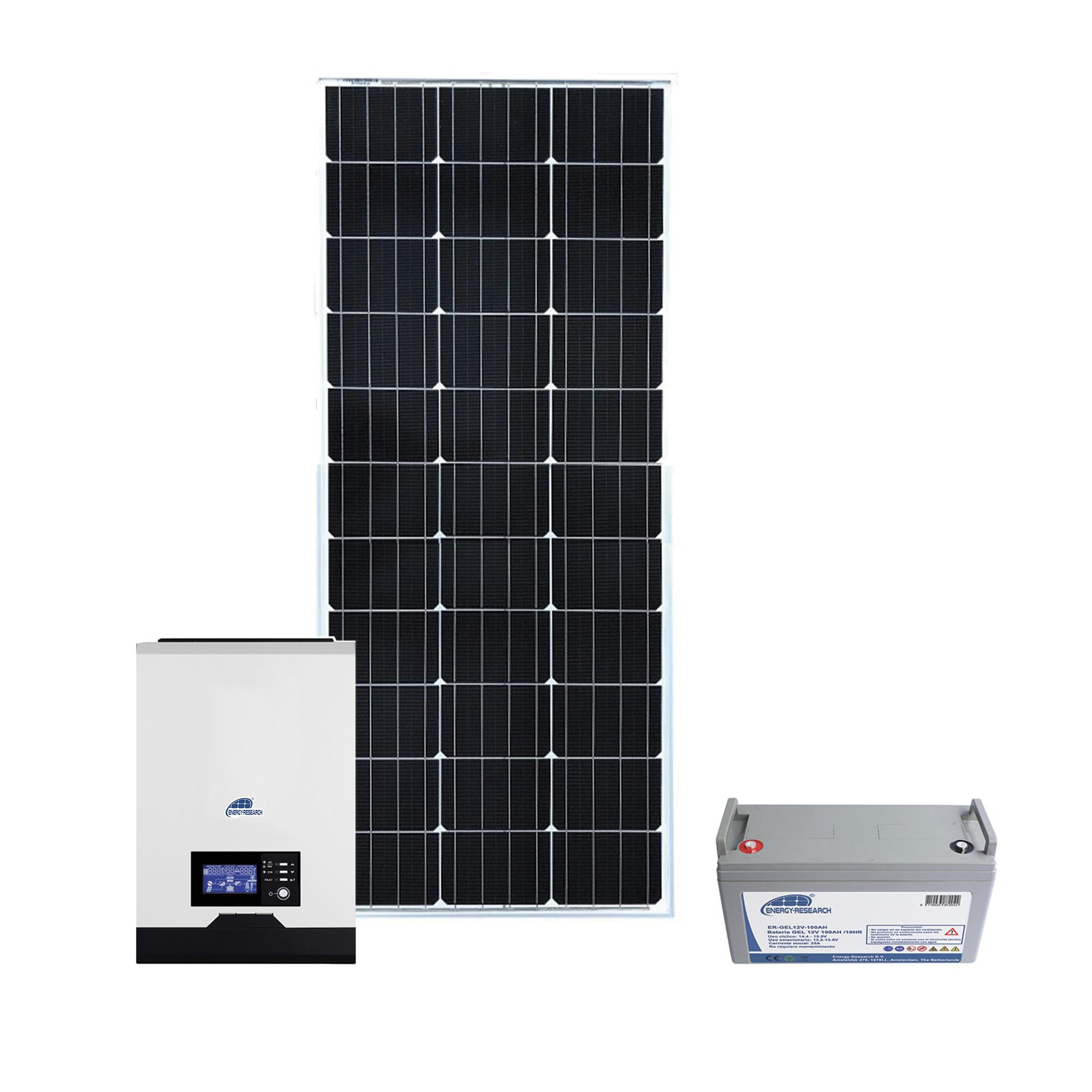 Solar Kit 100WP