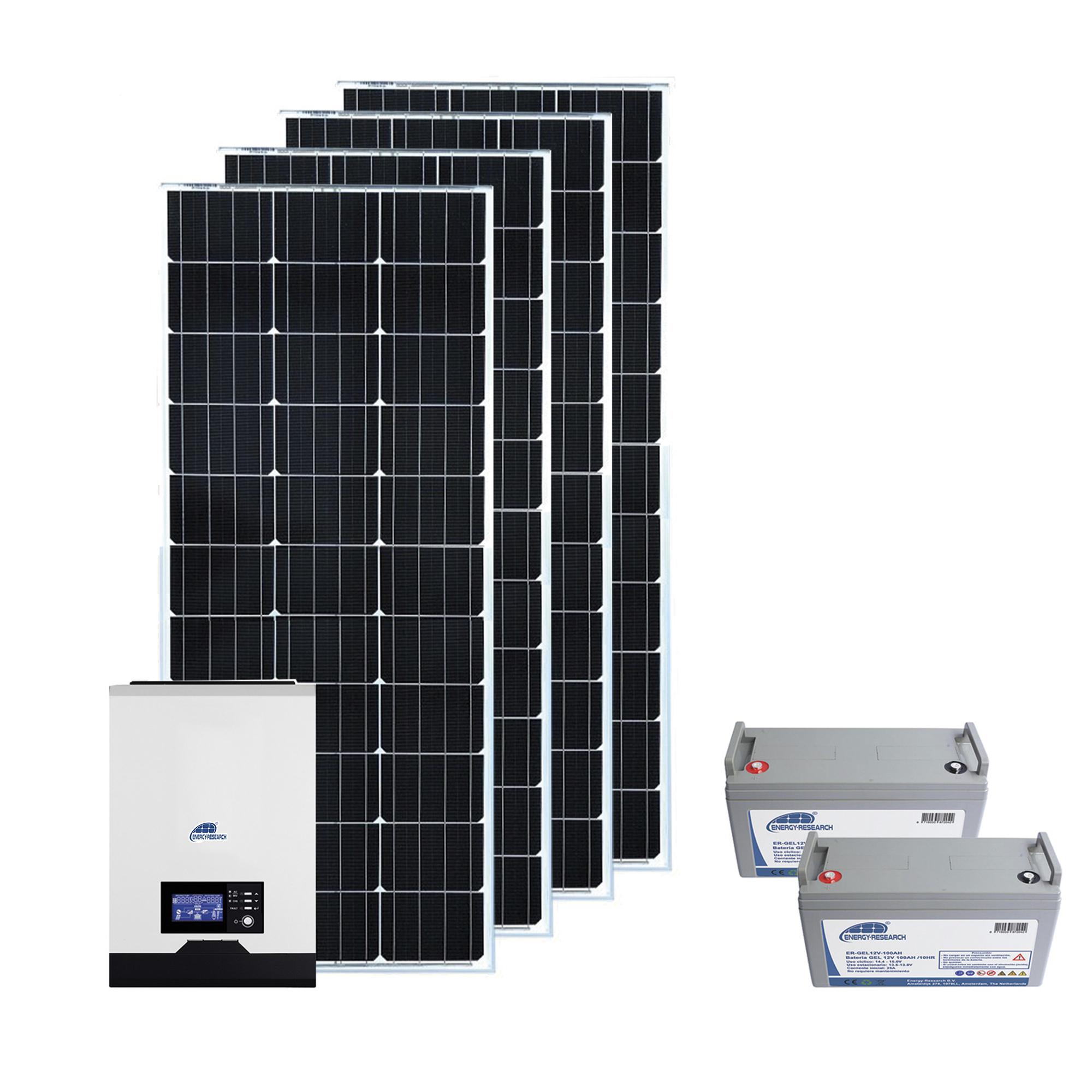 Solar Kit 400WP
