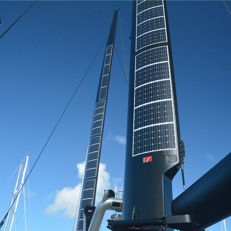 Solar Energy on board